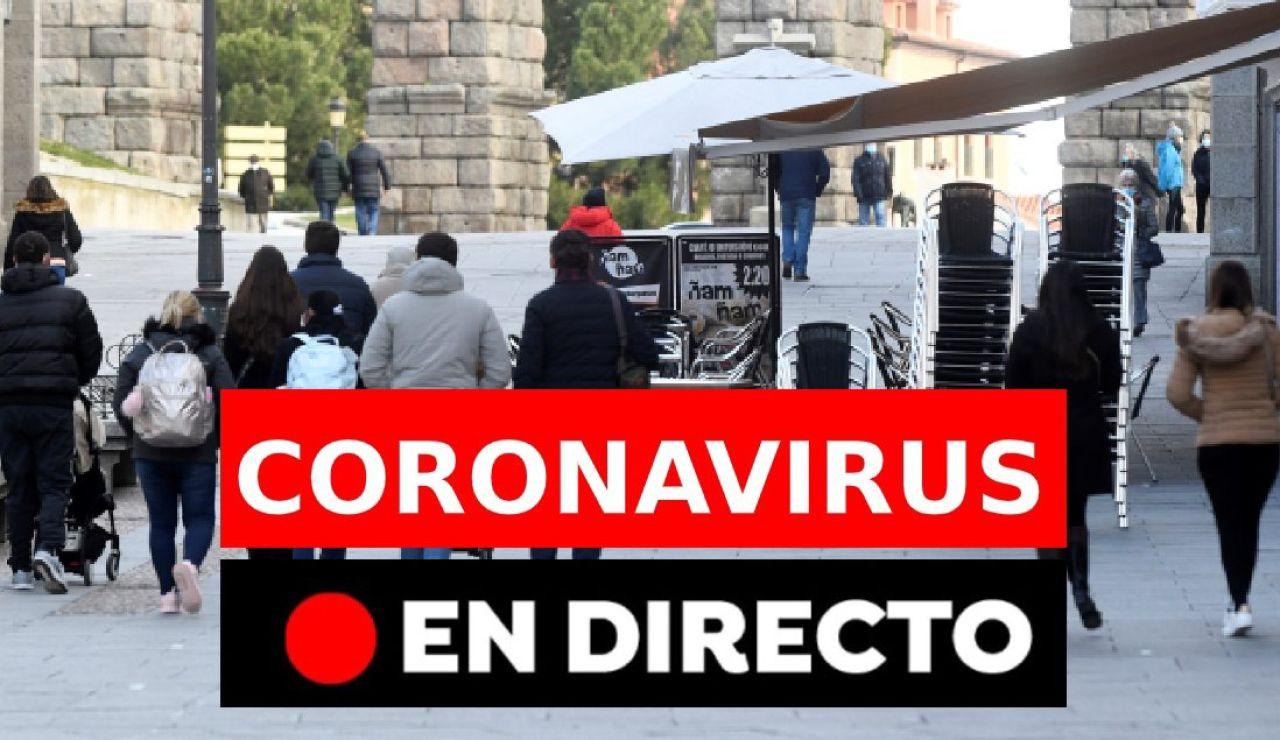 Restricciones por el coronavirus en España y última hora, en directo