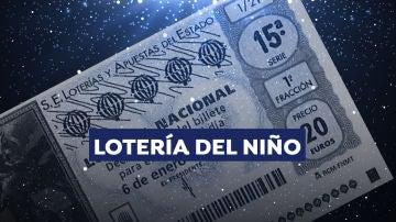 Lotería del Niño 2021: Dónde ha caído el segundo premio de la Lotería del Niño 2021