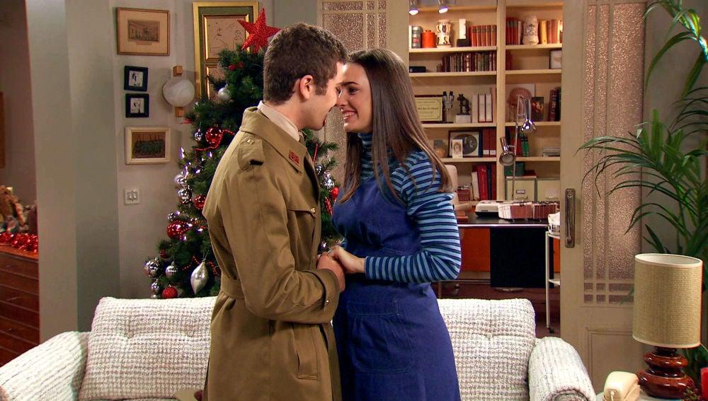 Higinio destapa los verdaderos sentimientos de Emma y Manolín