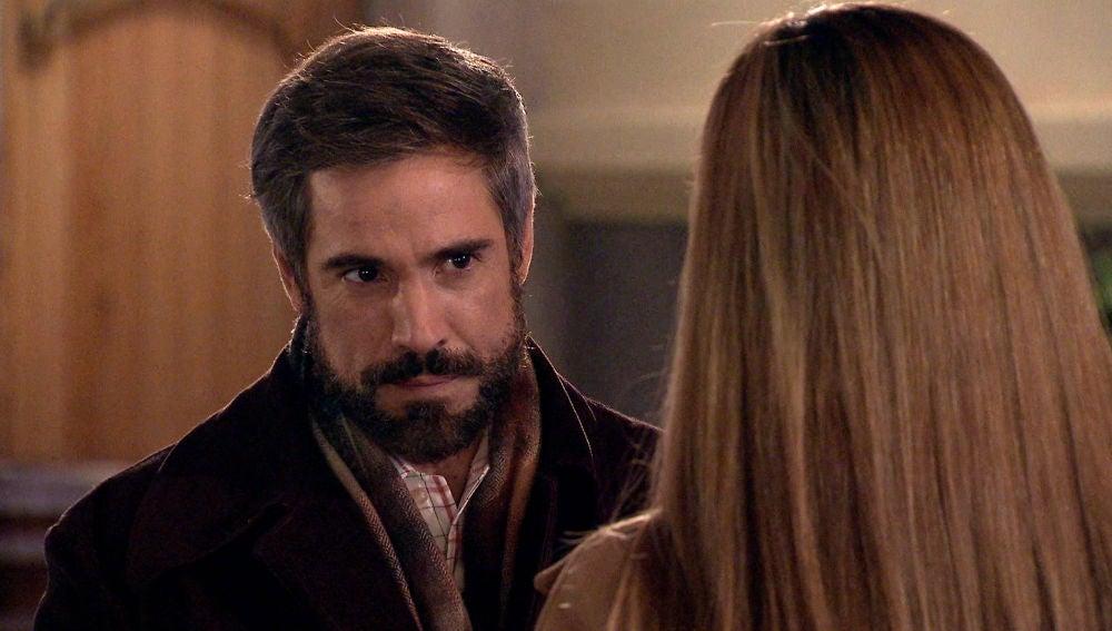 """Gorka atormentado, a Maica: """"Ese beso no me lo quito de la cabeza"""""""