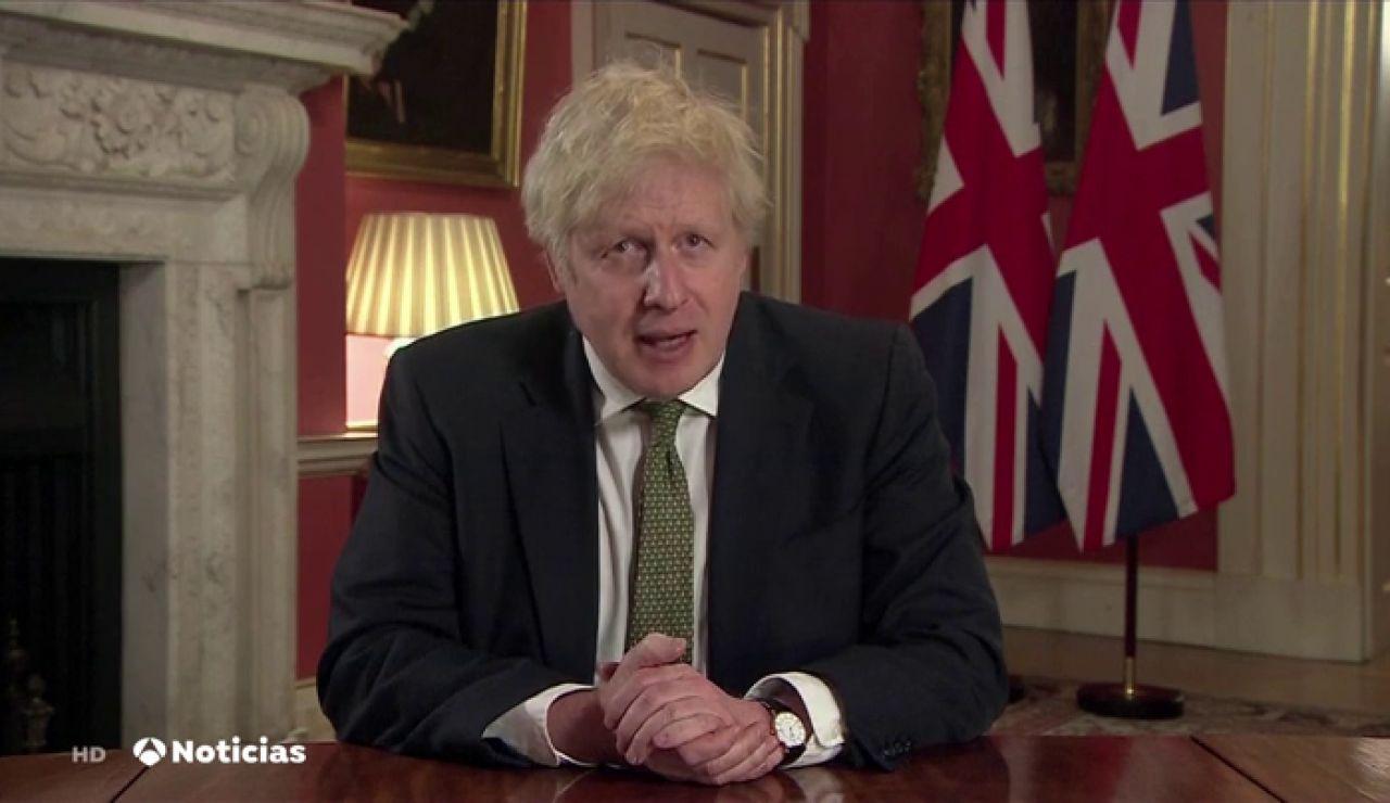Reino Unido se confina por el aumento de casos de coronavirus