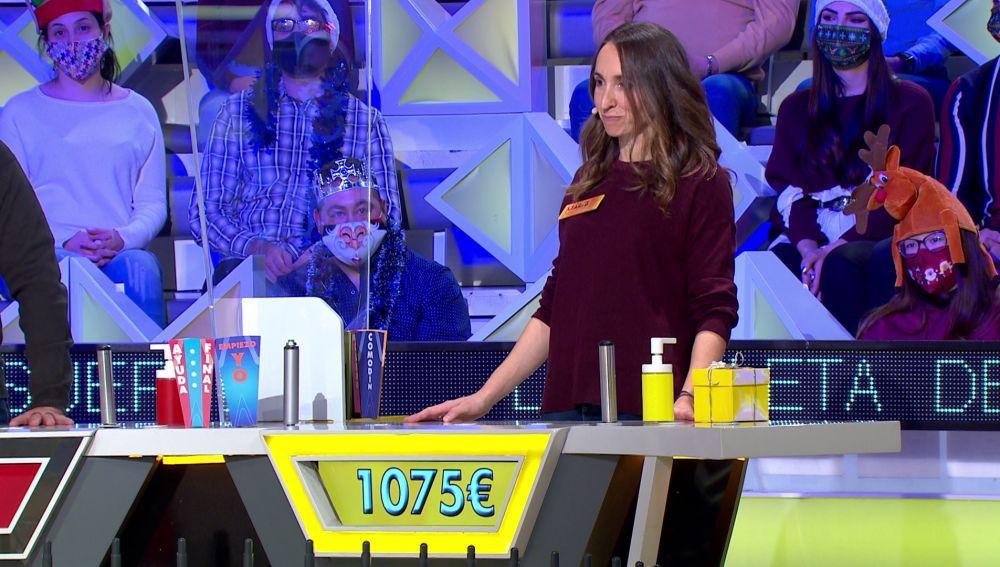 """Jorge Fernández, impactado con una concursante de 'La ruleta de la suerte': """"¡Estás muy loca!"""""""