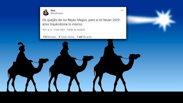 Los mejores tuits del día de Reyes