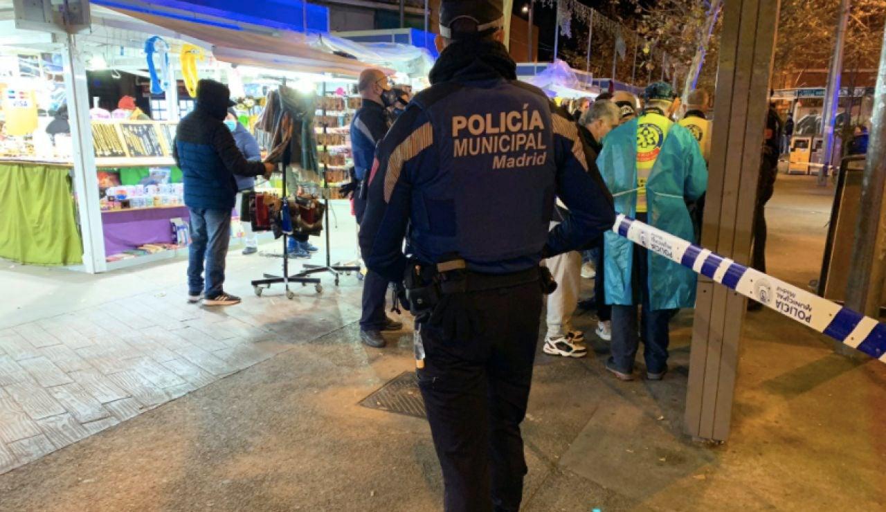 Dos jóvenes apuñalados en el barrio madrileño de Carabanchel