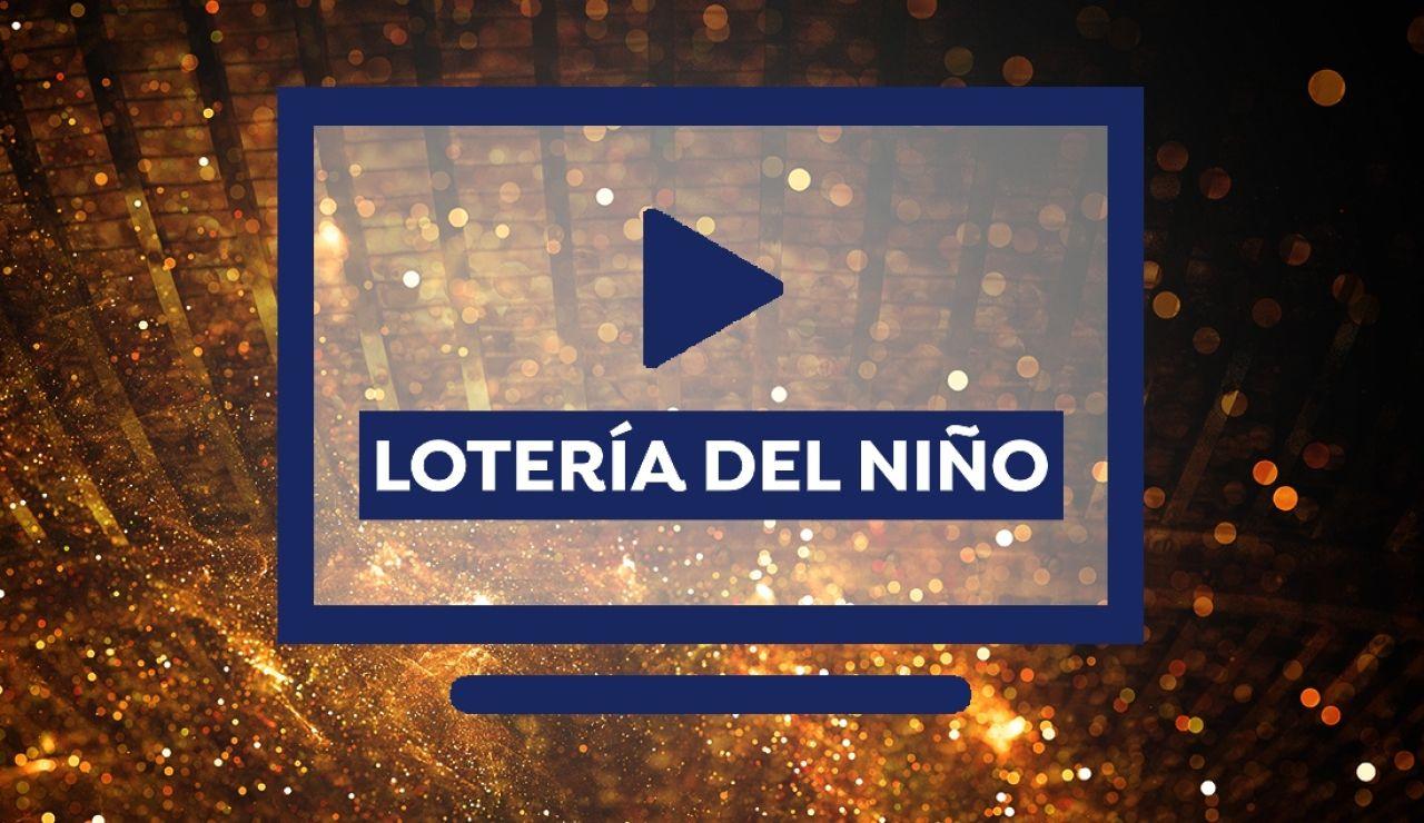 Lotería del Niño 2021: Dónde ver el sorteo del Niño en directo por televisión