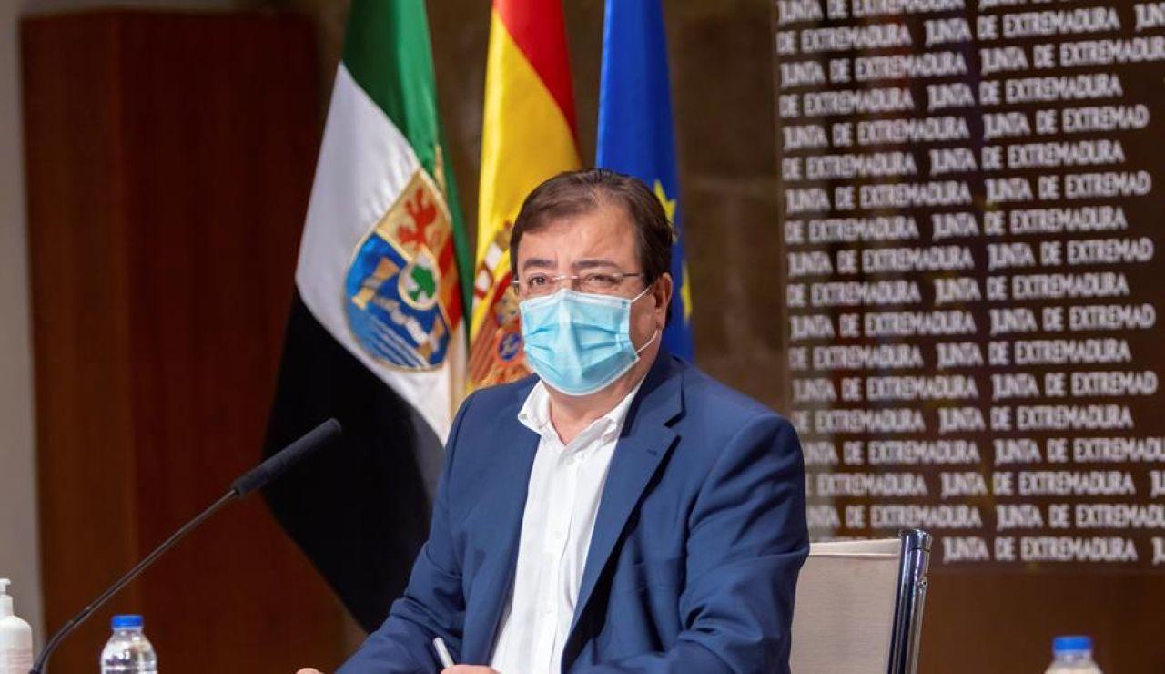Extremadura cierra la hostelería y el comercio no esencial de los municipios con una incidencia superior a 500 casos por coronavirus