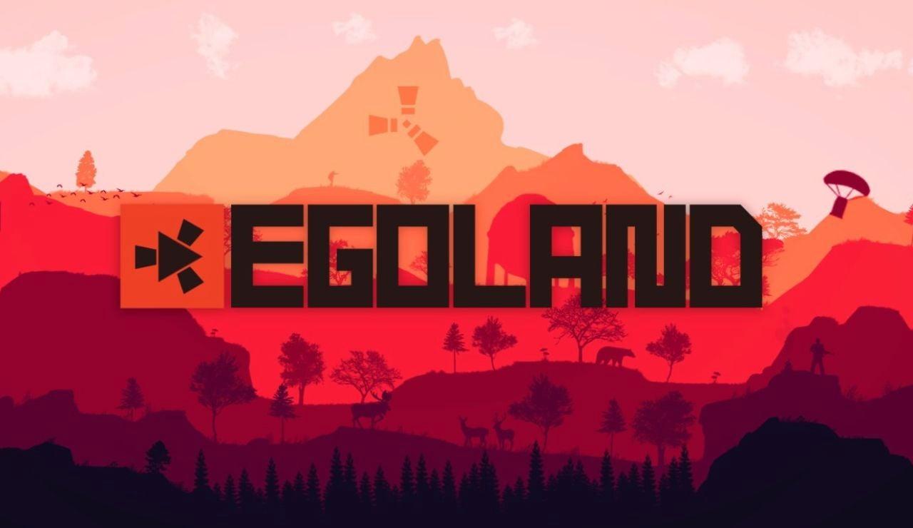 El logotipo de Egoland