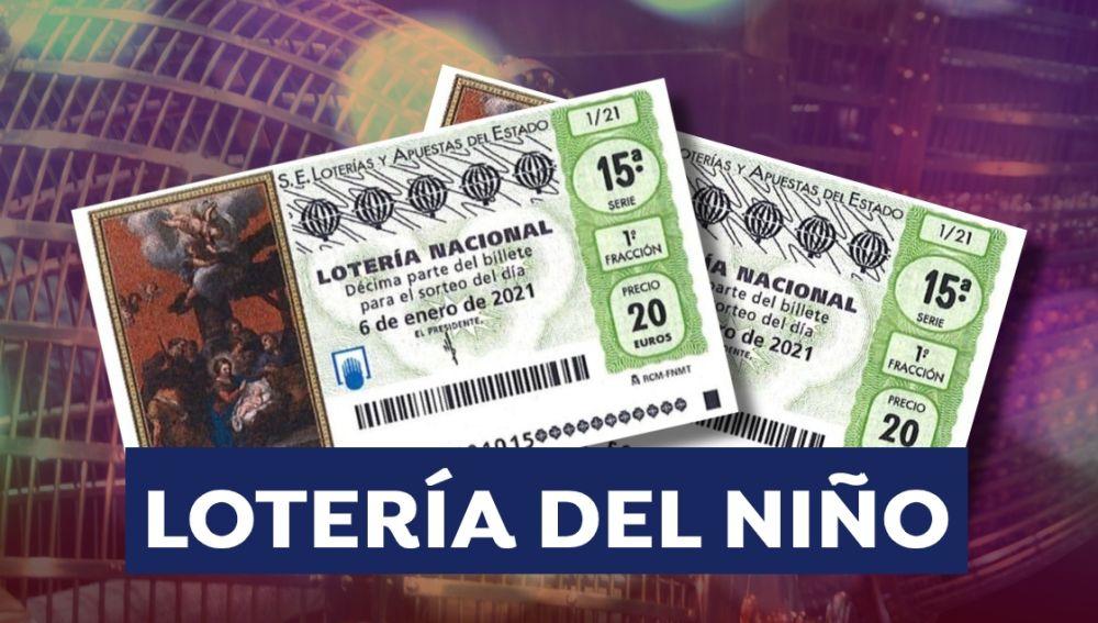 Lotería del Niño 2021: Cuánto se lleva Hacienda de cada premio en el sorteo del Niño y cuáles están libres de impuestos