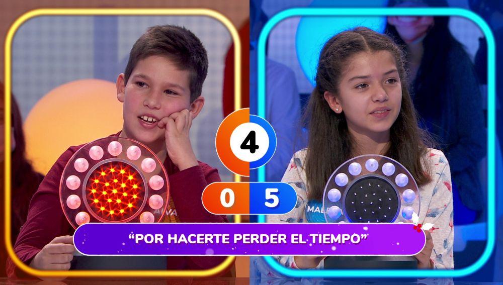 La pista clave de Álvaro hace que Malena se lamente como Beret en 'Lo siento'