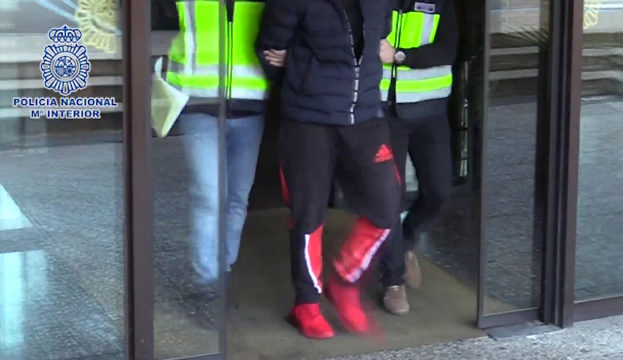La Policía Nacional detiene al 'Goyito'