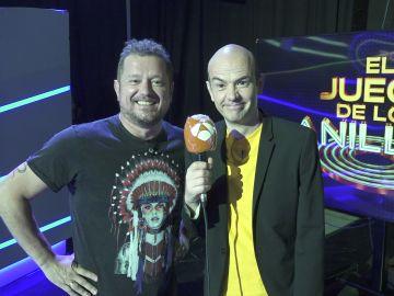 """El Monaguillo y Jandro, listos para participar en 'El juego de los anillos': """"Somos los nuevos Lobos"""""""