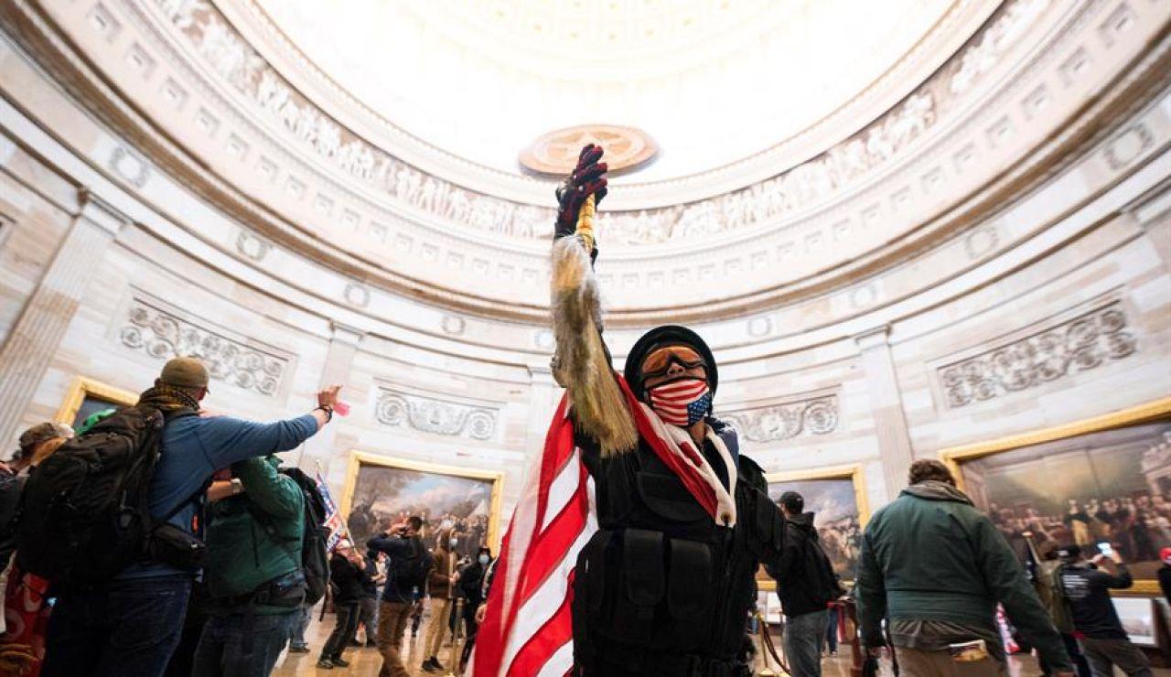 Los republicanos bloquean una comisión de investigación sobre el asalto al Capitolio en el Senado