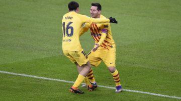El Barcelona pasa por encima del Athletic Club