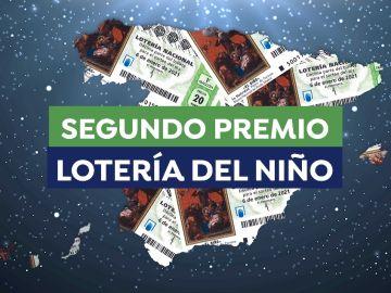 Lotería del Niño 2021: Dónde ha tocado el segundo premio del Sorteo del Niño