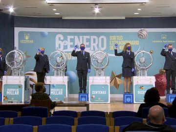 El Sorteo del Niño 2021, en vídeo