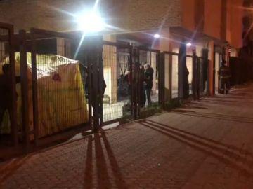 Una anciana muere en el incendio de una residencia de Sevilla, en el que cinco personas han resultado heridas graves