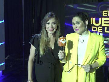 """Gisela y Rosa López, dispuestas a todo en 'El juego de los anillos': """"Hacemos buen equipo, nos complementamos"""""""