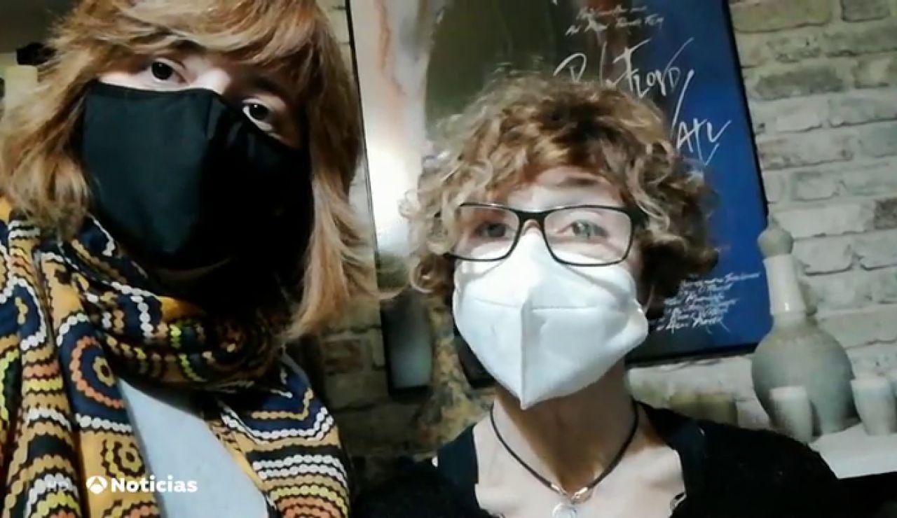 """El mensaje de dos enfermeras gallegas de UCI ante las imprudencias: """"Apartaos de quién no usa mascarilla. Es nuestro peor enemigo, más que el propio coronavirus"""""""