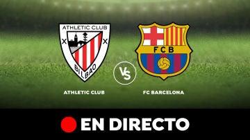Athletic Club - Barcelona: Resultado y goles del partido de hoy, en directo   Liga Santander