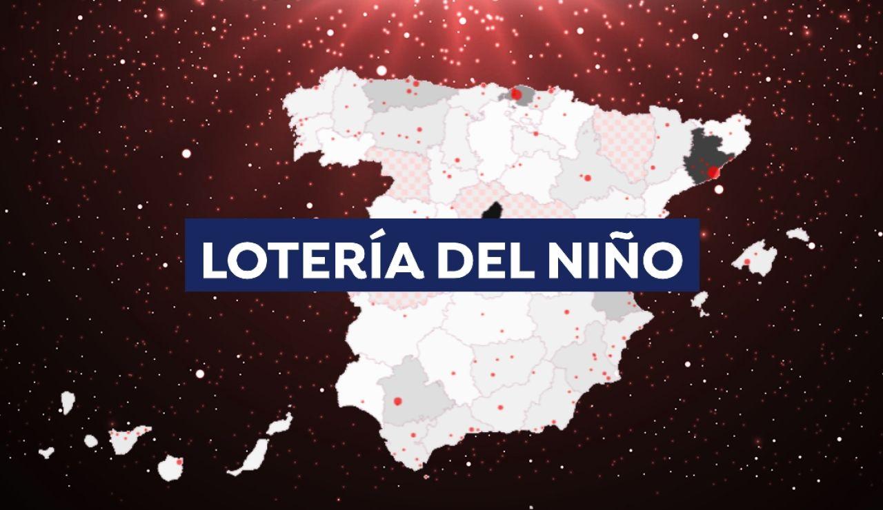 Lotería del Niño 2021: ¿En qué municipios ha tocado el primer premio del Sorteo del Niño a lo largo de la historia?
