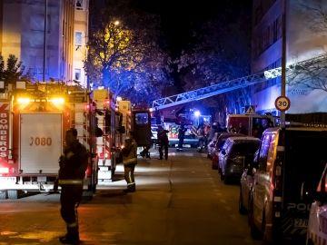 Un mujer de 89 años muere en un incendio en una residencia de Sevilla y 18 ancianos permanecen ingresados