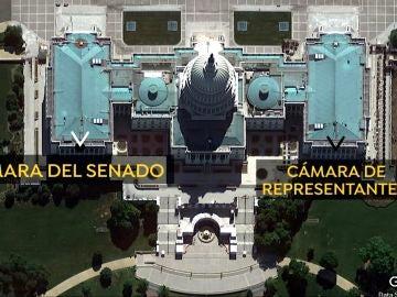 Capitolio Estados Unidos