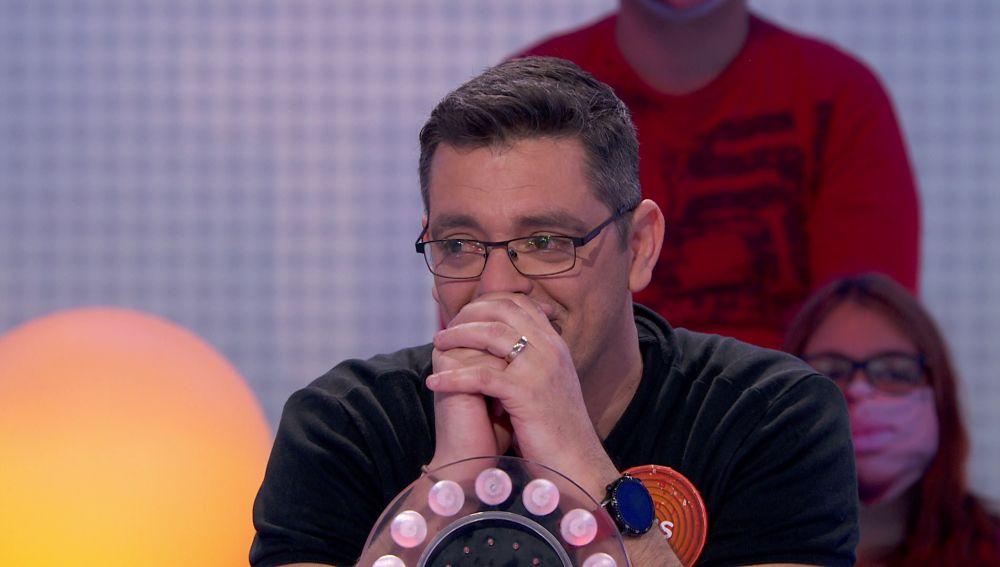 """Las lágrimas de Luis con el """"hasta luego"""" de la regidora: """"Eres la leche"""""""