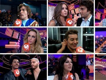 ¿Quién ganará 'Tu cara me suena'?, los concursantes nos dicen su favorito