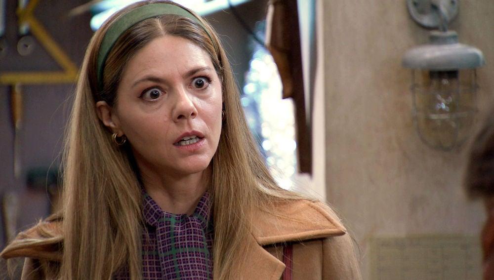 """Maica, aterrada a Gorka: """"¡Dime que no estás tratando con terroristas!"""""""