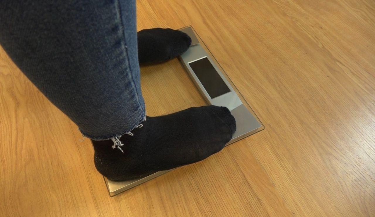 Obsesión con el peso