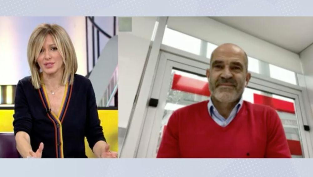 Gabriel Sánchez Parodi, secretario autonómico de Cruz Roja