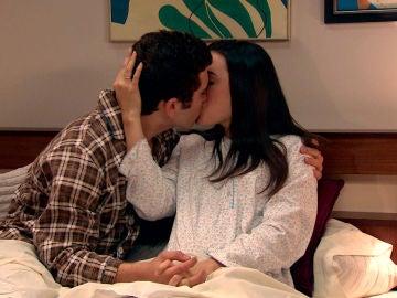 Emma y Manolín, ardientes y más enamorados que nunca