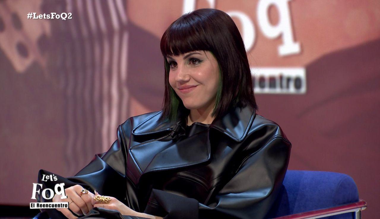 Angy Fernández y Adam Jezierski hablan de la relación de Paula y Gorka en 'Let's FOQ', el domingo en ATRESplayer PREMIUM