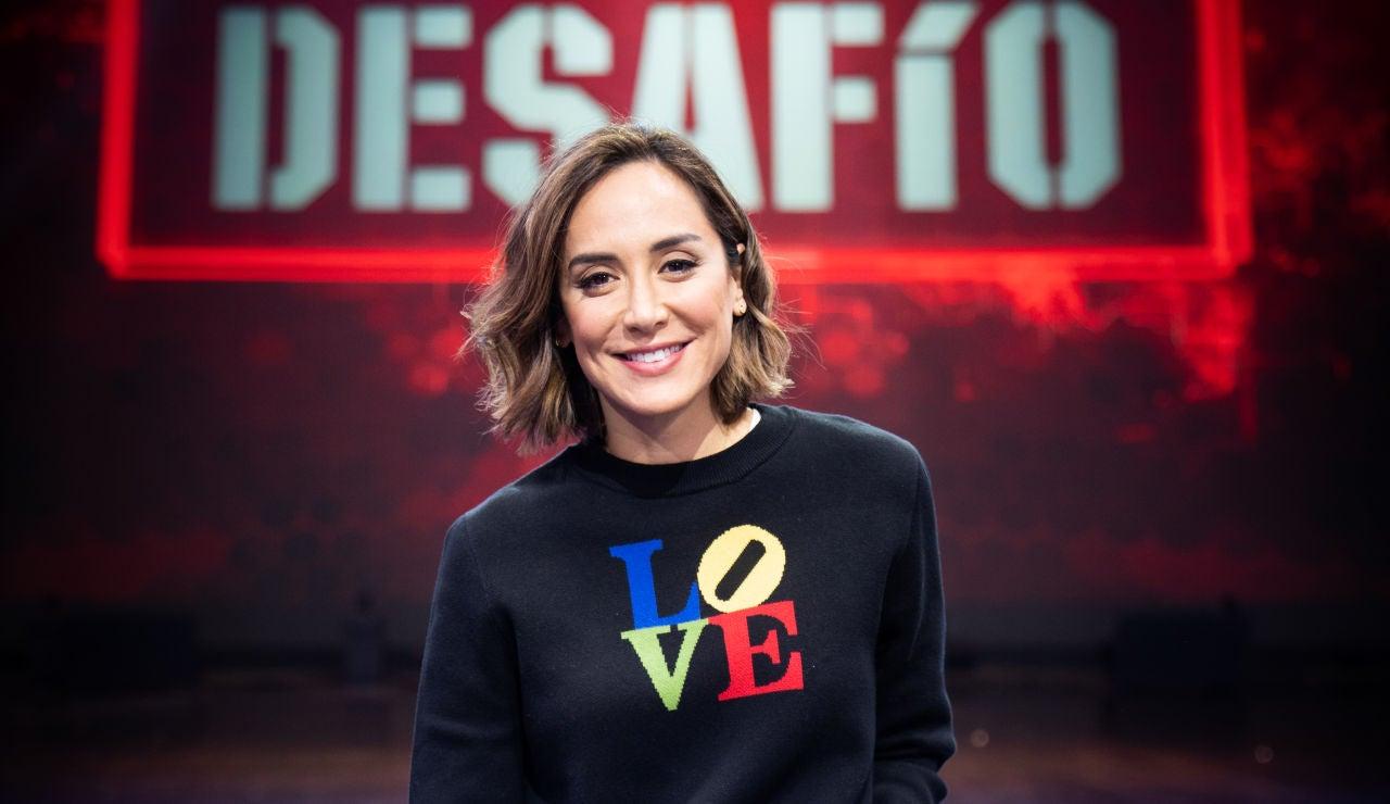 Tamara Falcó en El DESAFÍO