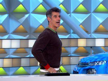 Jorge Fernández confiesa 'su problema' de cadera por el que no puede bailar bachata