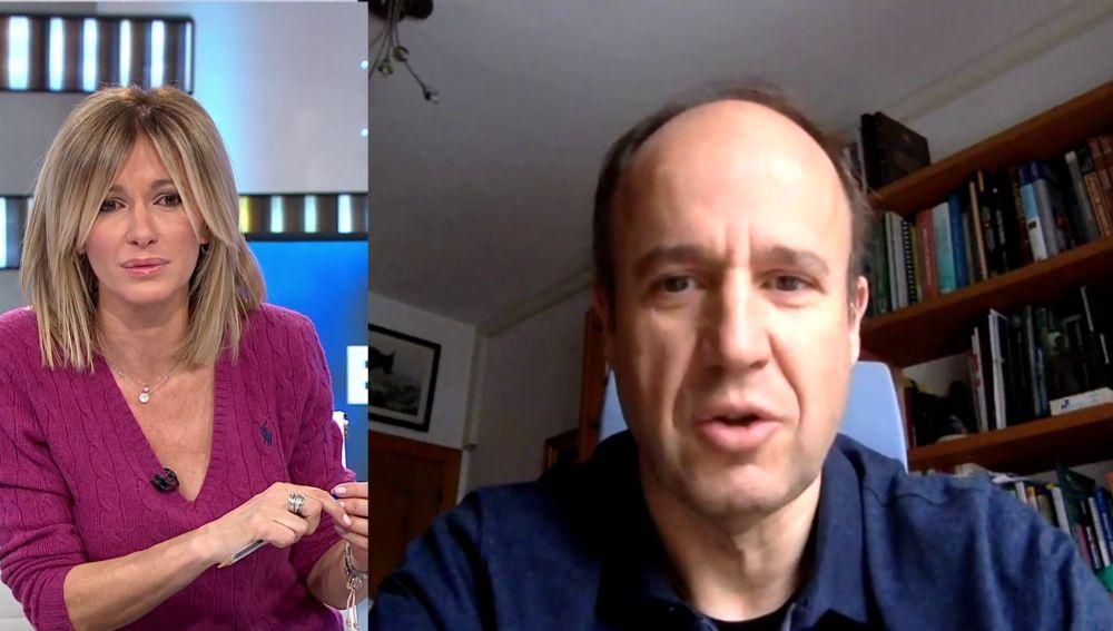 Entrevista a Tomás Segura sobre los daños cerebrales del coronavirus