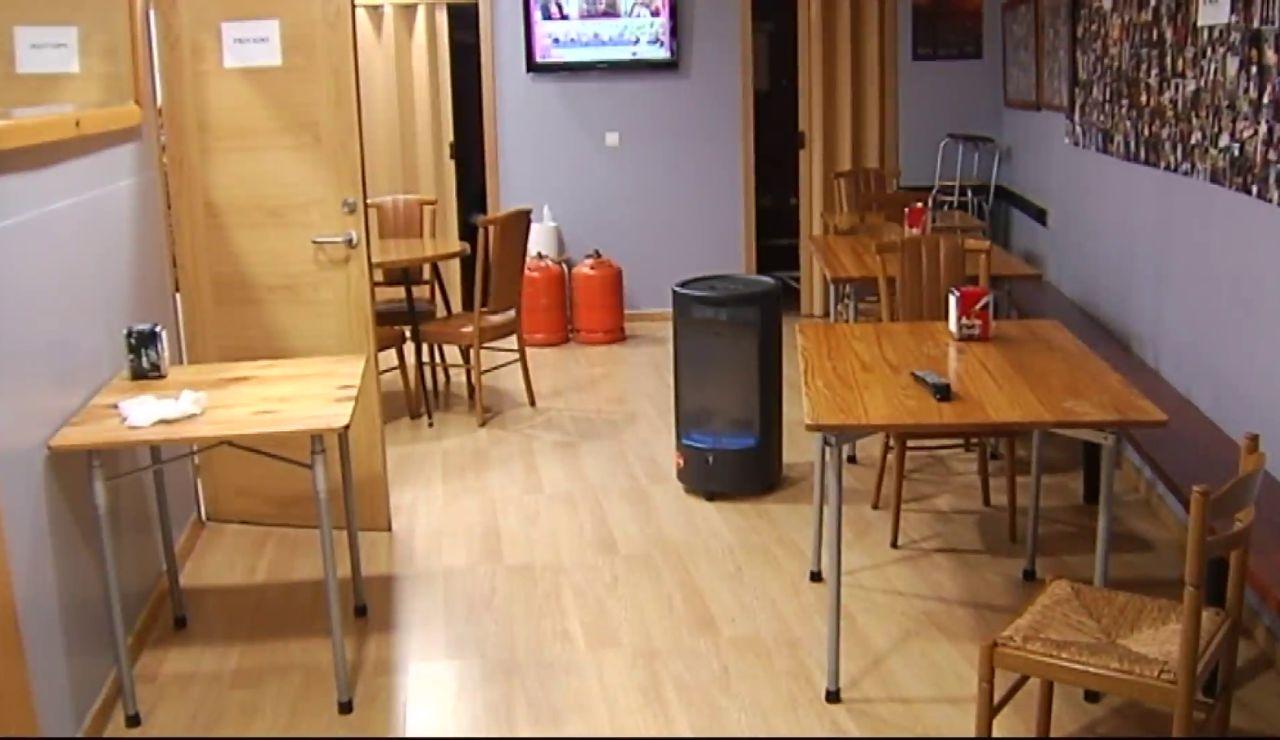 La hostelería vive nuevas restricciones en Castilla y León
