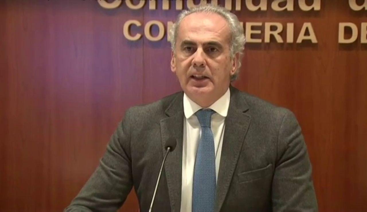 Madrid anuncia el cierre perimetral de 23 nuevas zonas básicas de salud y otras 9 localidades