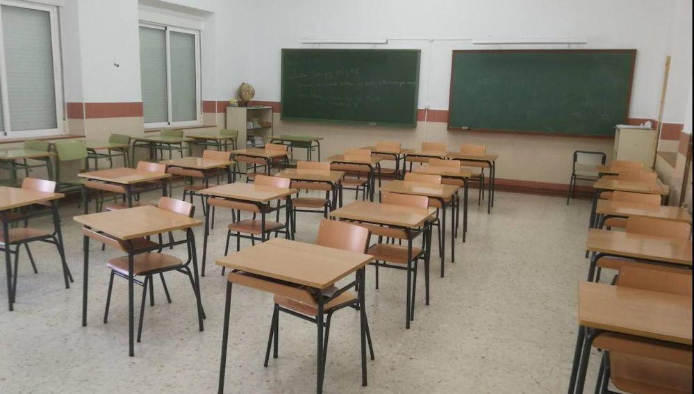 Al menos el lunes y martes no habrá clases en los colegios de C-LM