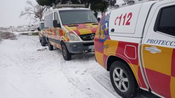Así ha afectado el temporal Filomena a los hospitales en España: Doblaje de turnos, refuerzo de los VIR o pasar la noche en hoteles