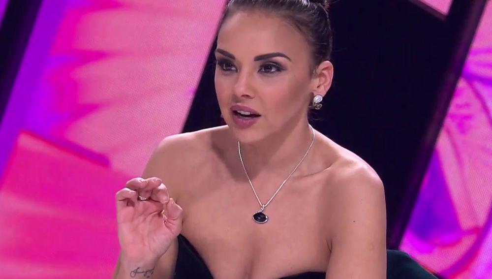 Chenoa se confiesa ante Yolanda Ramos en 'Tu cara me suena'