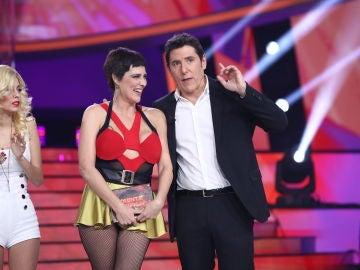 Rocío Madrid se convierte en la quinta finalista de la octava edición de 'Tu cara me suena'