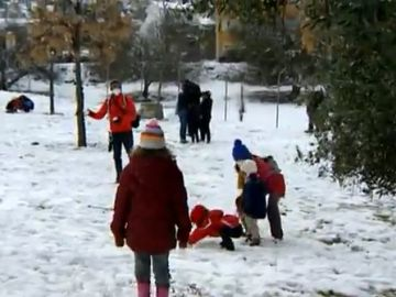 Nieve Filomena Badajoz