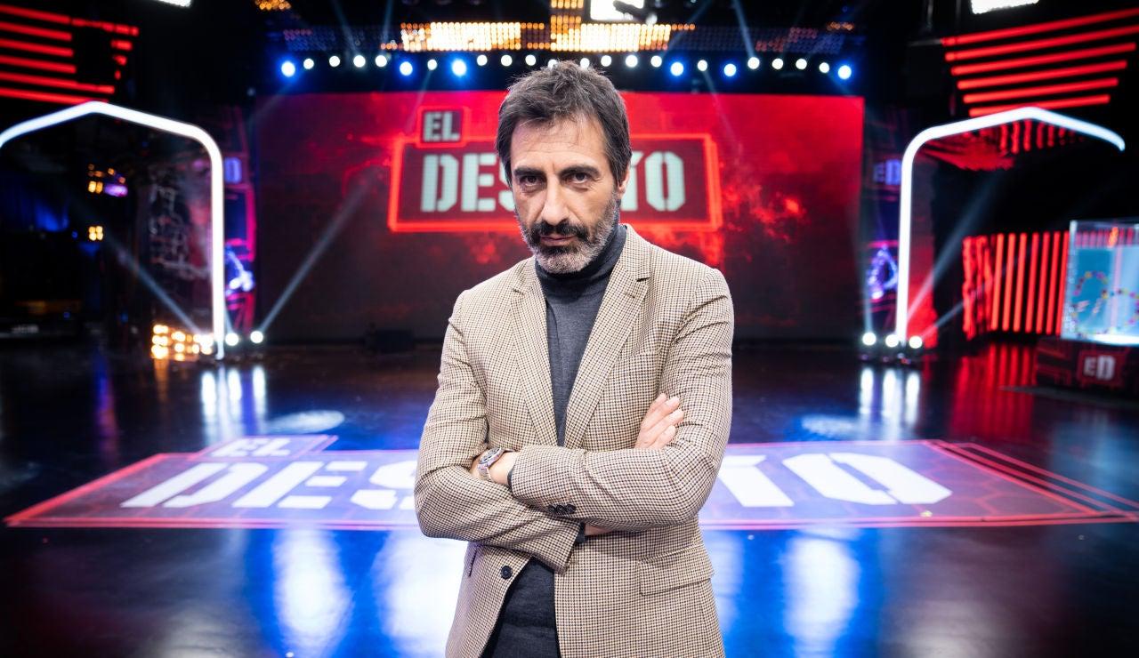 Juan del Val, jurado de 'El Desafío'