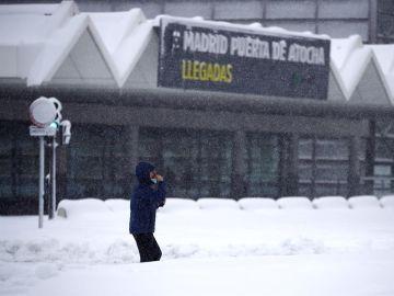 Continúan suspendidos todos los servicios de Renfe con origen y destino en Madrid