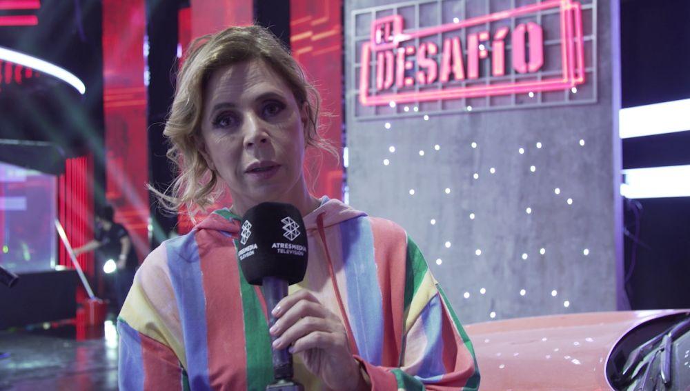 """Agatha Ruiz de la Prada: """"'El Desafío', es el programa más difícil que he hecho en mi vida"""""""