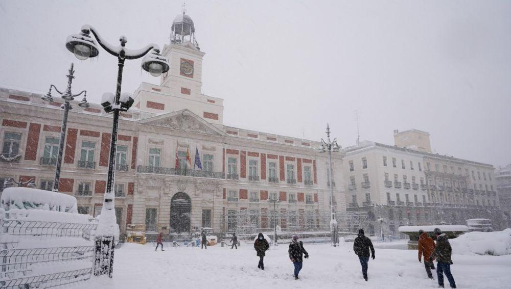 Ola de frío 'made in Spain': la explicación al desplome brutal de temperaturas