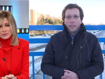 Entrevista al alcalde de Madrid, José Luis Martínez-Almeida