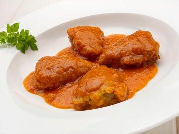 Karlos Arguiñano elabora la receta de pimientos rellenos de carne
