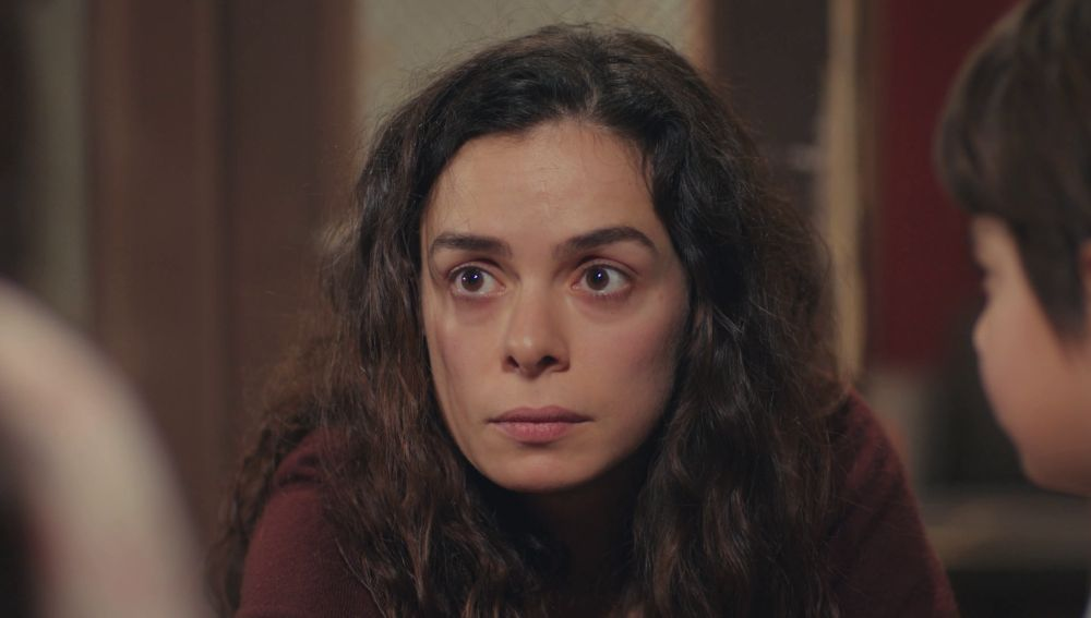"""La conversación más difícil de Bahar con Nisan y Doruk: """"Voy a confiar en vuestro papá"""""""